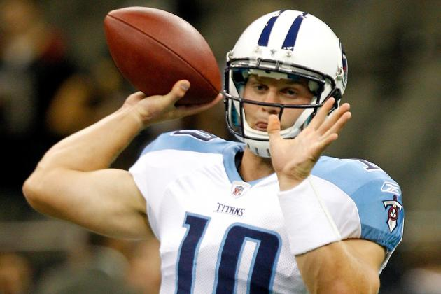 AFC South Advanced Stat of the Week: Tennessee Titans