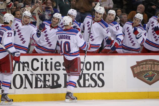 New York Rangers Widen Atlantic Division Lead Against Penguins by 3 Points