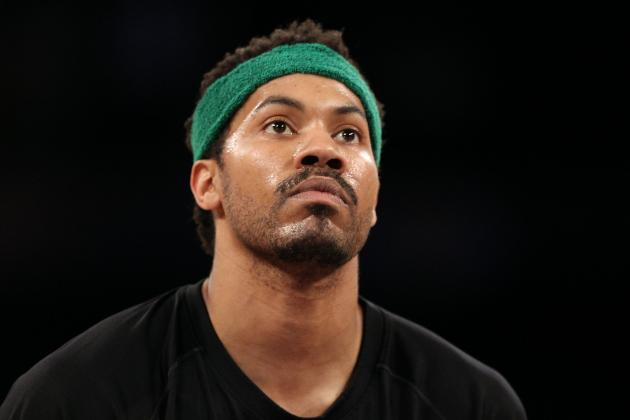 New York Knicks: With Amar'e Stoudemire Hurt, Could Rasheed Wallace Come to NYC?