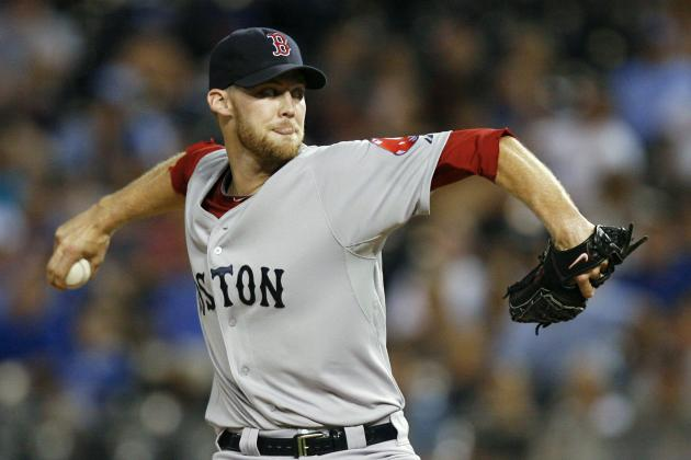 MLB Rumors: What Will the 2012 Boston Red Sox Rotation Look Like?