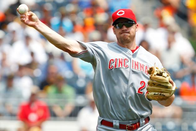 2012 Spring Training: Is This Reds Third Baseman Scott Rolen's Last Dance?