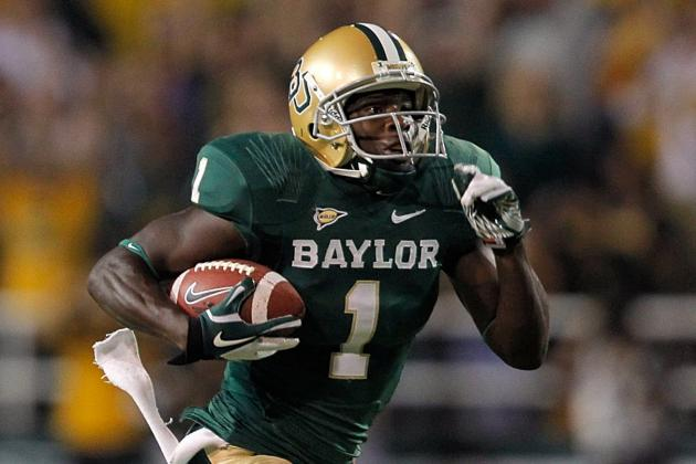 2012 NFL Draft:  8 Prospects Skyrocketing After Pro Days