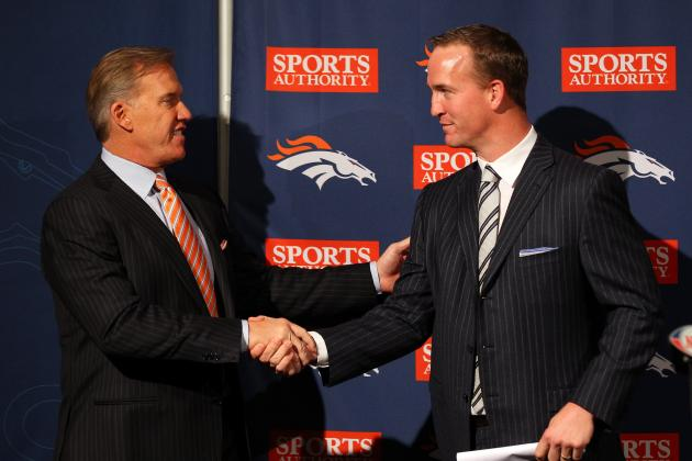 John Elway Was Most Important Aspect in Broncos Landing Peyton Manning