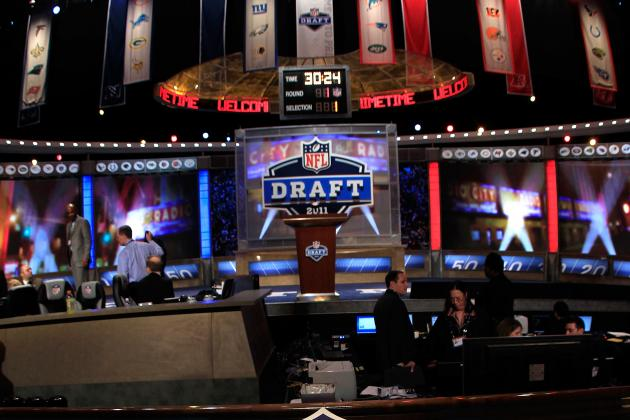 NFL Draft 2012: Browns' No. 4 Pick a Hot Commodity in the Trade Market