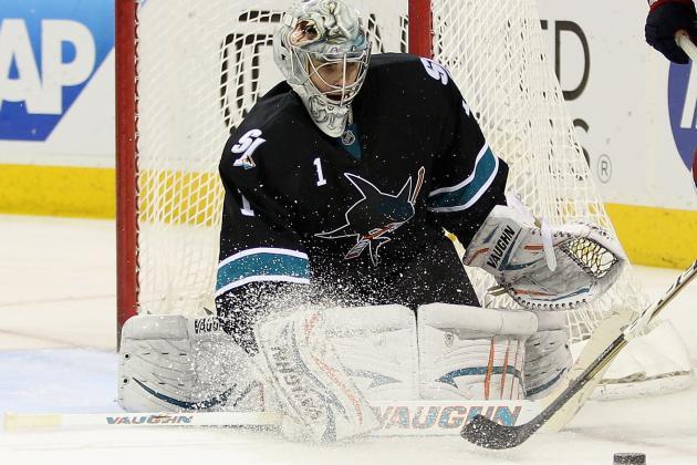 San Jose Sharks vs. Anaheim Ducks: Last Chance for Thomas Greiss
