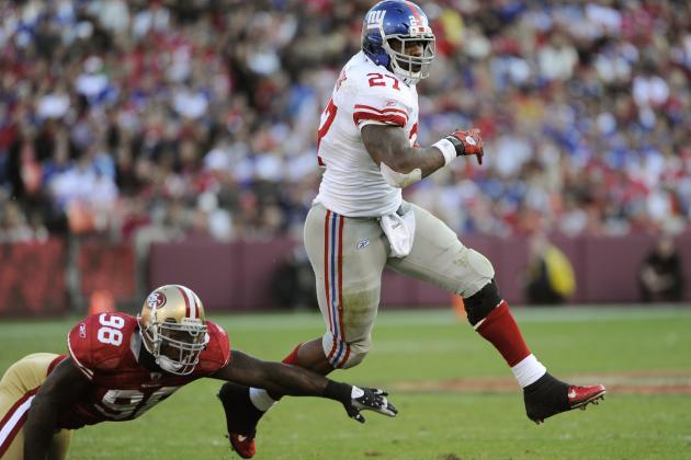 NFL Free Agency: San Francisco 49ers Reportedly Sign Brandon Jacobs
