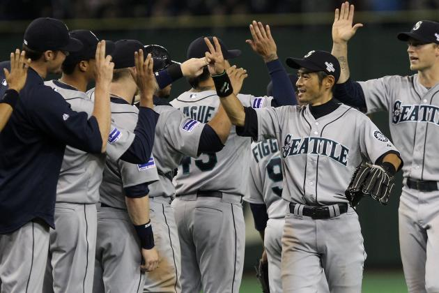Mariners vs. A's: Things Not to Believe About Ichiro and Brandon McCarthy