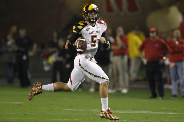 Maryland Football: Former QB Danny O'Brien Close to Wisconsin Transfer