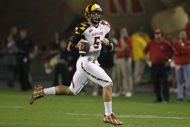 Maryland Football: Former QB Danny O'Brien Close to Wisconsin Transfer