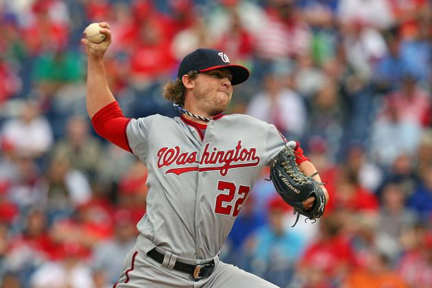 Washington Nationals' Closer Drew Storen out Until Mid-April or Longer?