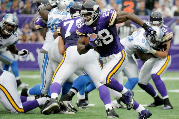 Fantasy Football: Reaction to Adrian Peterson's Target-Date Return