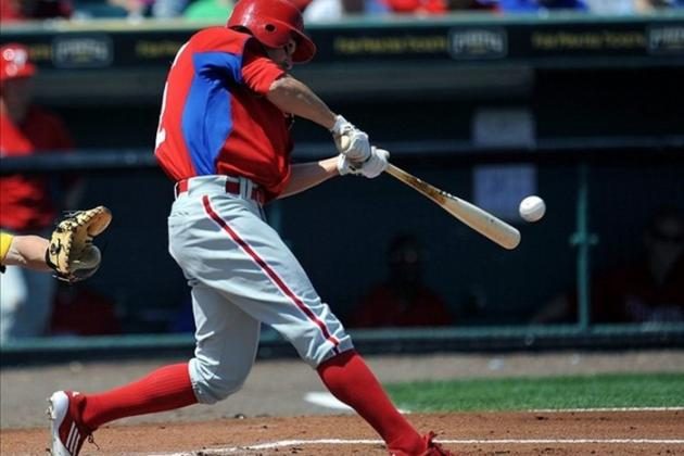 2012 Philadelphia Phillies: Keep Pierre, Demote Podsednik?