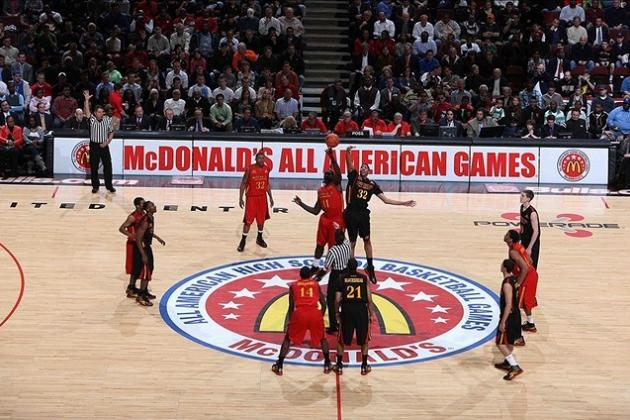 McDonald's All-American Game 2012: Live Score, Results, Highlights and Analysis