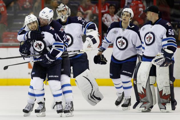 Winnipeg Jets: Best Bet Now Would Be to Focus on Potential Lottery Draft Pick