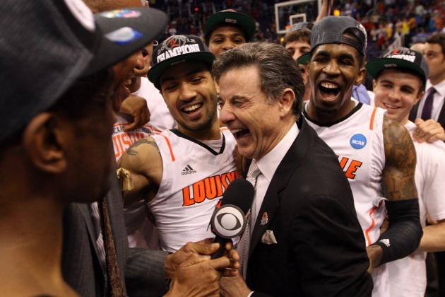 Final Four 2012 Predictions: Peyton Siva Will Lead Louisville over Kentucky