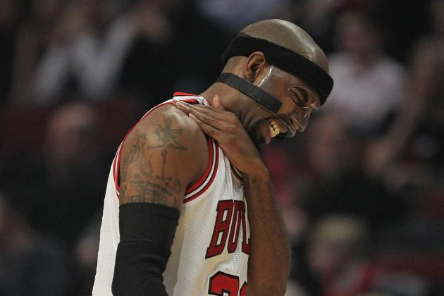 Chicago Bulls: Why Chicago Is Right to Rest Richard Hamilton Before Playoffs