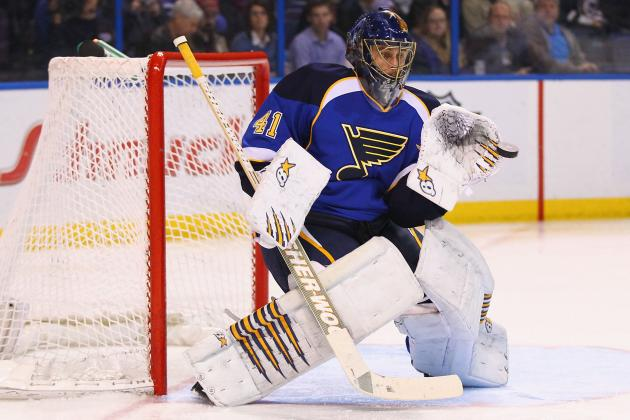 St. Louis Blues: Should Jaroslav Halak, Brian Elliott or Both Play in Playoffs?