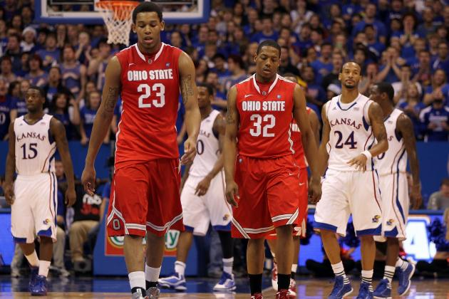 Final Four Schedule 2012: Kansas vs. Ohio State Sure to Be an Instant Classic