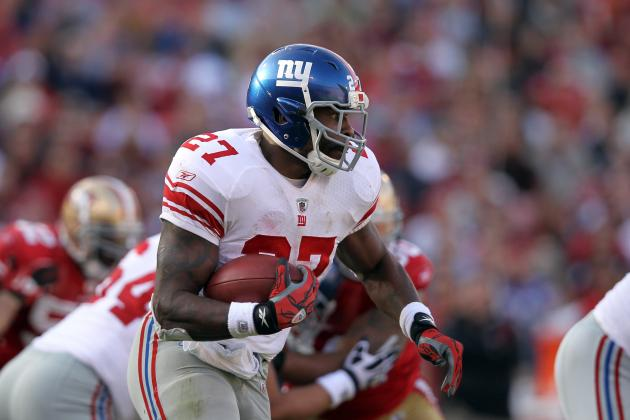 2012 NFL Free Agents: Brandon Jacobs Fits Perfectly with 49ers' Backfield