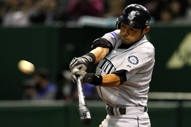 Mariners' Ichiro Suzuki Will Go to the Hall of Fame Whether You Like It or Not