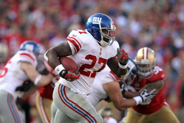 2012 Free Agency: Why Brandon Jacobs Fits as a San Francisco 49er