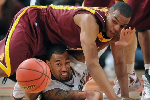NIT 2012: How Minnesota Has Burst into Final Without Trevor Mbakwe