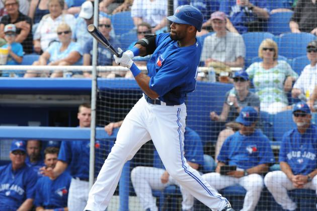Toronto Blue Jays: Eric Thames Deserves to Start in Left Field