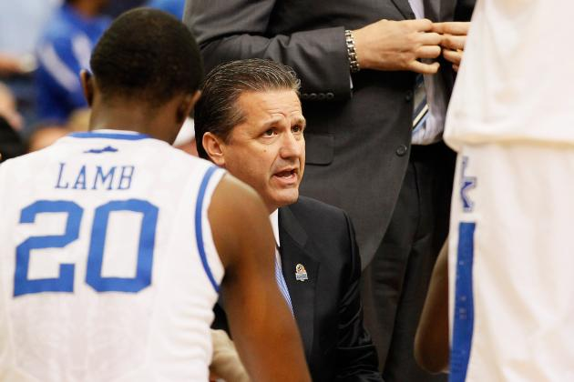 Final Four 2012: Ranking the Four Coaches Remaining in the Tourney