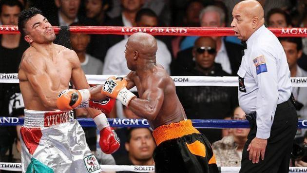 Floyd Mayweather Has No Regrets Knocking out Victor Ortiz