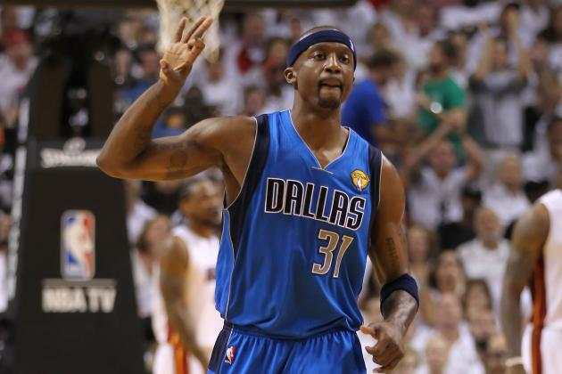 Heat vs. Mavs: Why Jason Terry Will Be the X-Factor in Potential Finals Rematch