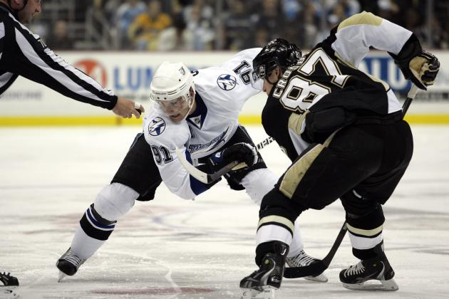 Sidney Crosby vs. Steven Stamkos: Who Is More Valuable to Their Team?
