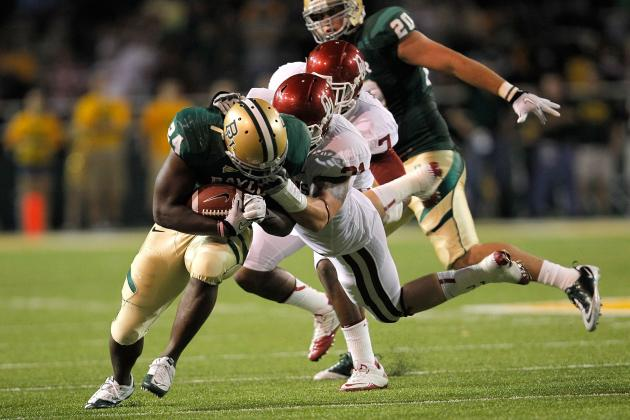 Oakland Raiders' 2012 Draft Wish List: RB Terrance Ganaway