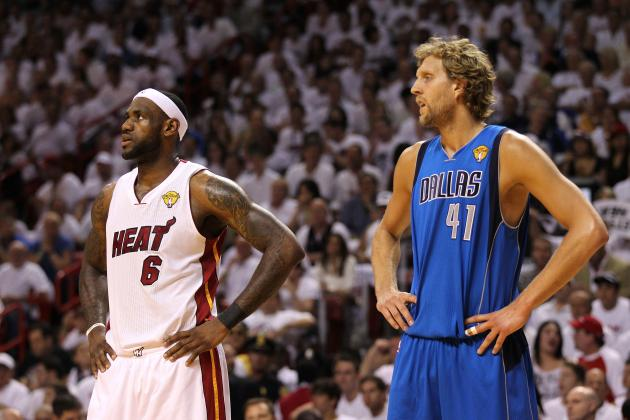 NBA Finals Rematch: Previewing the Dallas Mavericks vs. Miami Heat