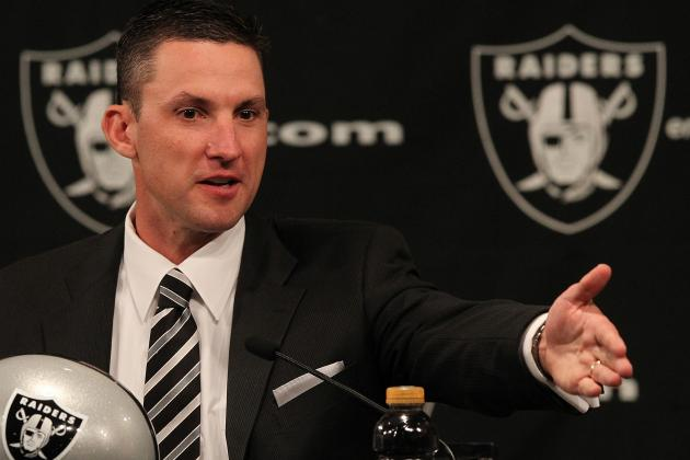 Oakland Raiders Have Less Than $4 Million in Cap Room for 2012 NFL Season