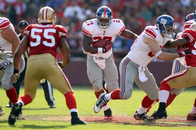 San Francisco 49ers: Brandon Jacobs Was Team's Best Free Agent Acquisition