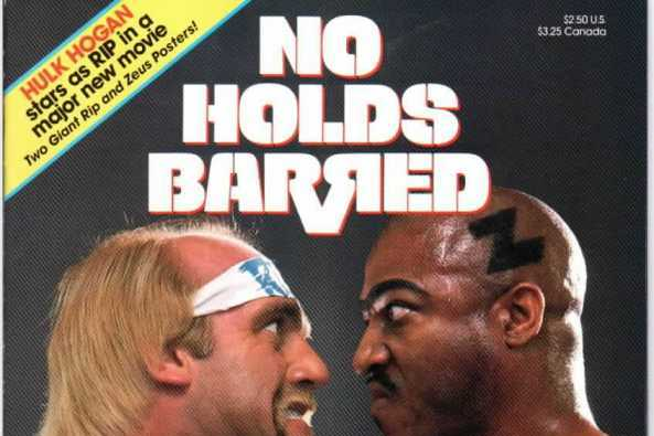 Pro Wrestling News: Hulk Hogan's Debut Movie Released on DVD