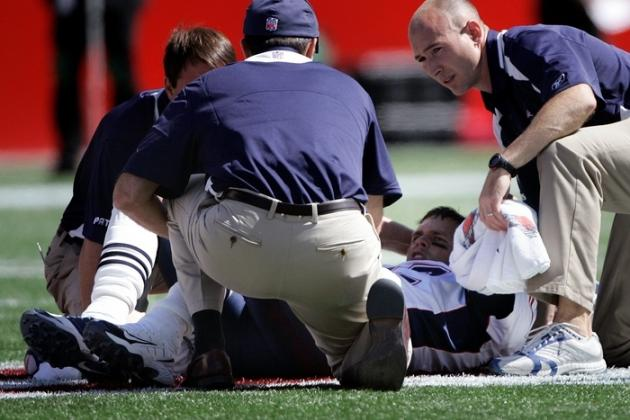 New England Patriots: Tom Brady Wanted to Return in 2008 Following ACL Surgery