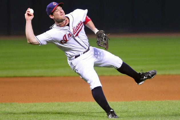 MLB Spring Training 2012: Cleveland Indians' Jack Hannahan Wins Third Base Job