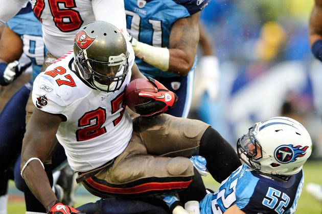 2012 NFL Draft: Tampa Bay Head Coach Wants 'Bell Cow' Back That Doesn't Fumble