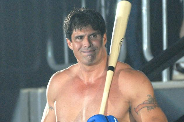 Jose Canseco's Tweets About Al Gore Further Embarrasses Former MLB Star