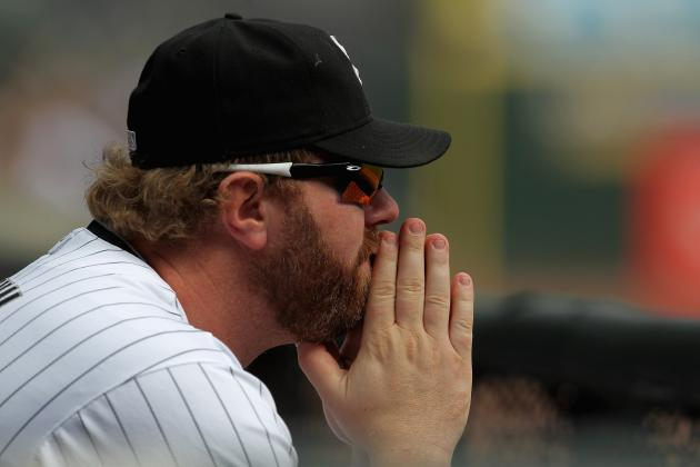 Spring Training 2012: How Adam Dunn Might Build off His Fantastic Spring