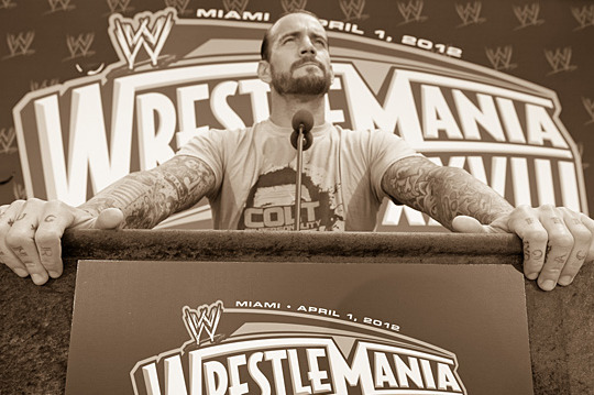 WWE News: Alcohol Issue Allows CM Punk to Prove He Is Best in the World