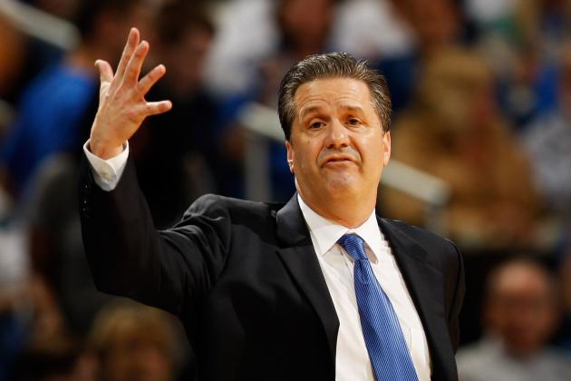 NCAA Bracket 2012: Why Kentucky Winning Title Is Bad for College Basketball