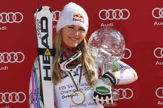 Lindsey Vonn: Everything You Need to Know About Vonn's Boyfriend Brad Walker