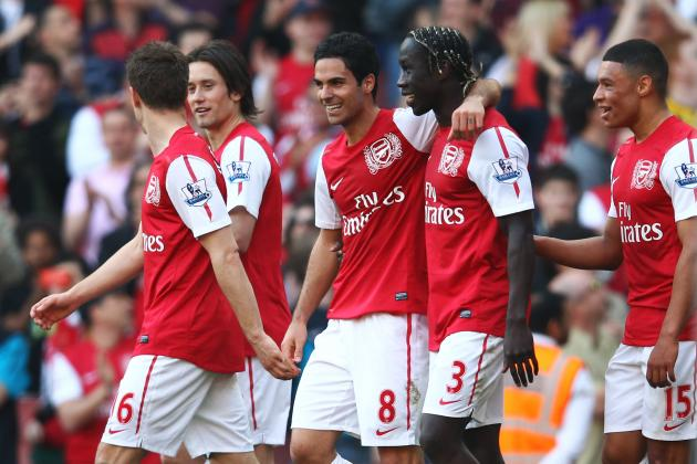 Arsenal Diary: Is the Current Gunner Squad the Best in England?