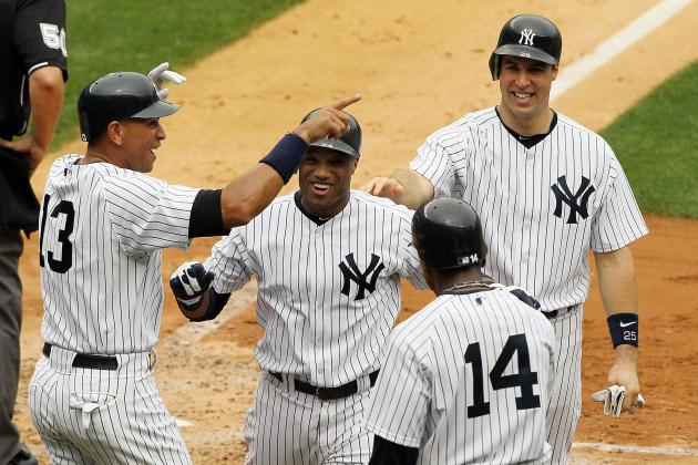 Curtis Granderson Would Like a Repeat of Last Year's Season Opener for New York