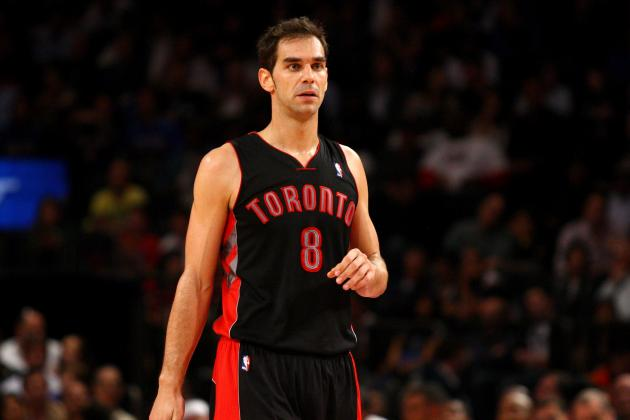 Jose Calderon Gets Back on D…JaVale McGee Rewards Him by Making Him a Poster