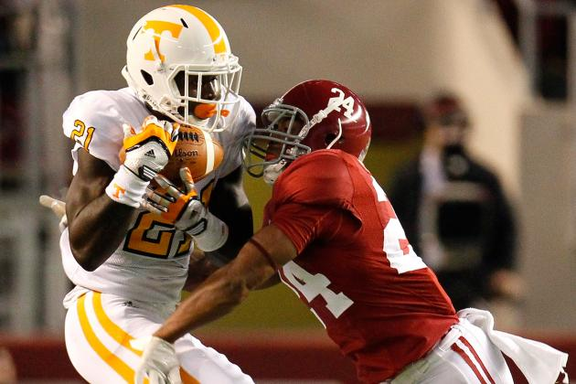 Tennessee Football: Da'Rick Rogers Drama Makes Him Expendable
