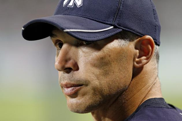 New York Yankees: Joe Girardi About to Make His First Mistake of the Season