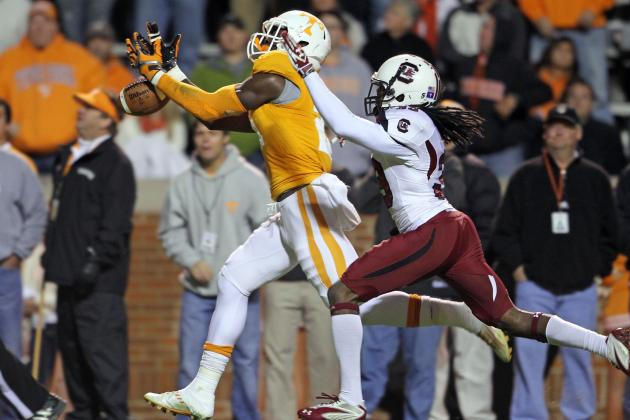 Tennessee Football: Da'Rick Rogers Still a Vol, but for How Long?